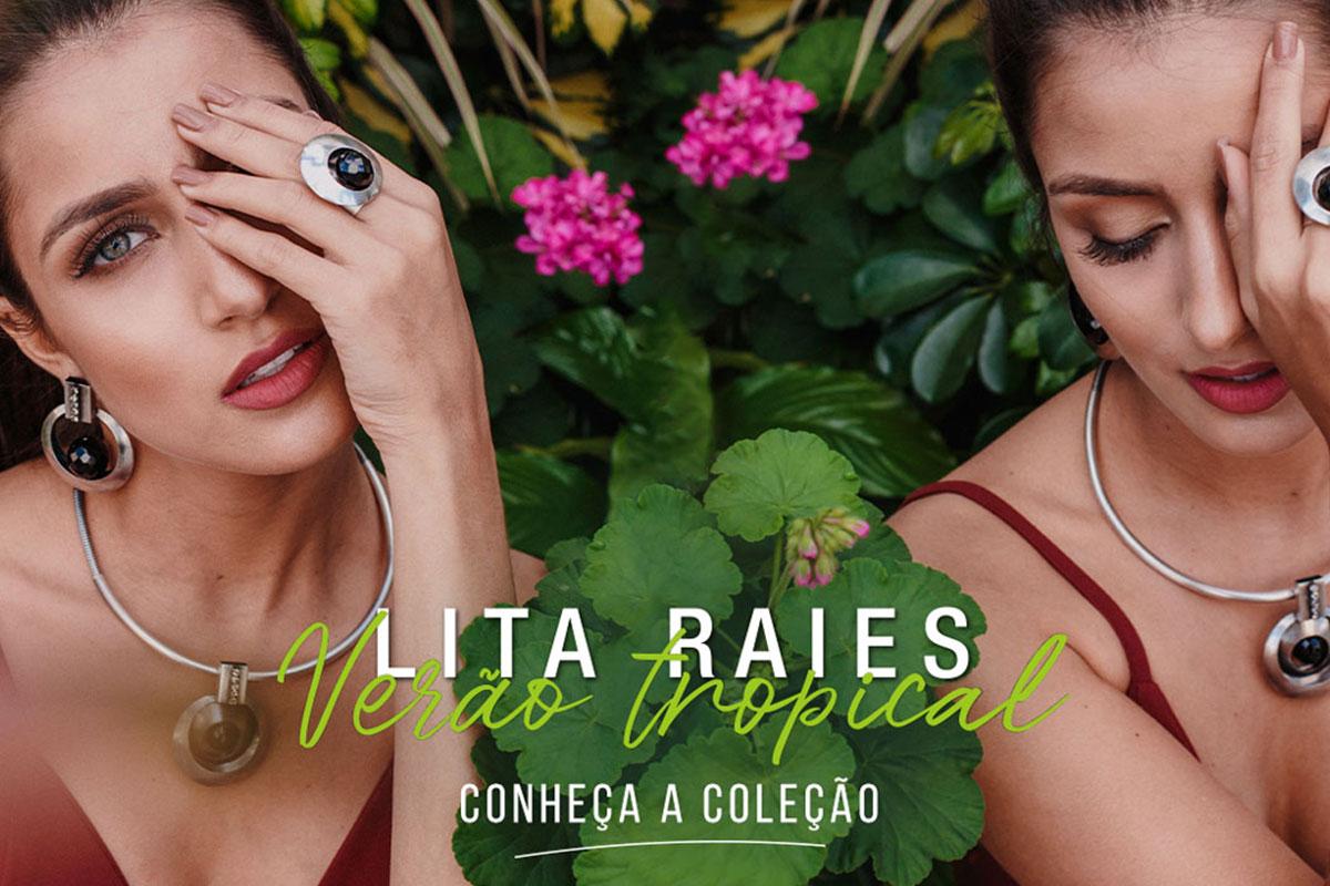 Verão Tropical - Inverno 2019 - Lita Raies